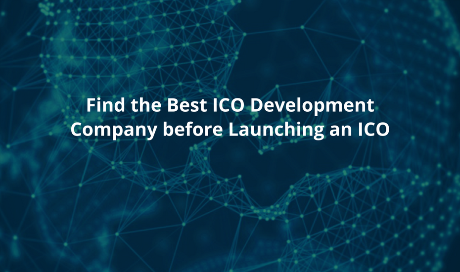 Find the best ICO Development Company