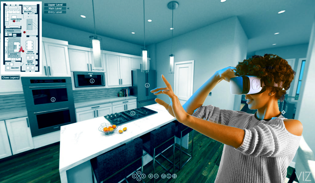 How Virtual Reality is influencing Architects & Interior Designers