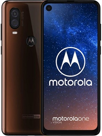 Motorola One Vision: 6.3-inch smartphone with 21:9 CinemaVision and 25MP selfie camera for just $305