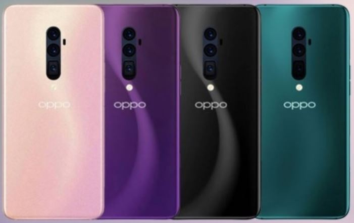 Oppo Reno: this $559 mid-range smartphone is a great shooter with its 48MP-5MP primary camera and 16MP pop-up selfie camera