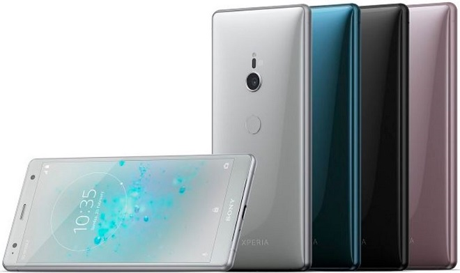 Sony Xperia XZ2: 5.7-inch flagship with 19MP Motion Eye camera and Snapdragon 845
