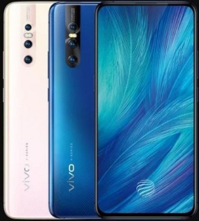 Vivo X27: large 6.39-inch with Snapdragon 710, 8GB RAM, triple camera, pop-up 16MP selfie camera and 4000 mAh battery