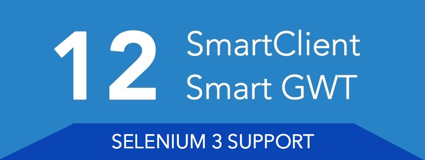 Selenium 3 0 support announced for Isomorphic's SmartClient