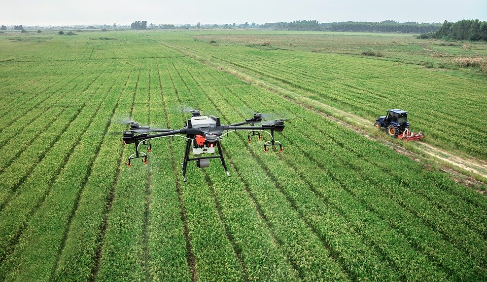 New report soars over the Agricultural Drones Market