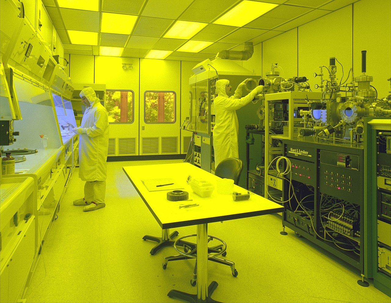 New report offers pristine view of the global cleanroom market