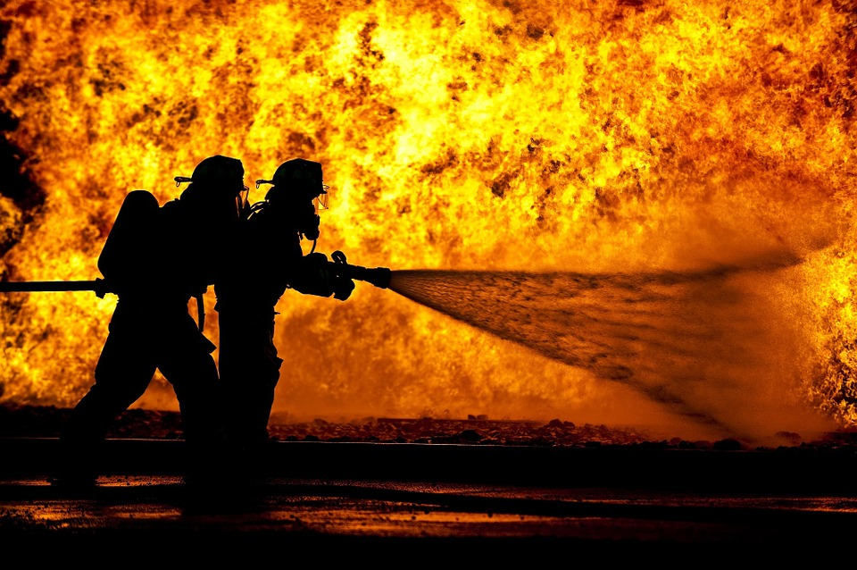 New report shows blazing growth for fire safety solutions market
