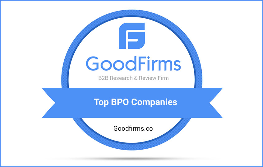 GoodFirms publishes the list of Reliable BPO, Translation and Writing Service Providers for first-quarter 2019