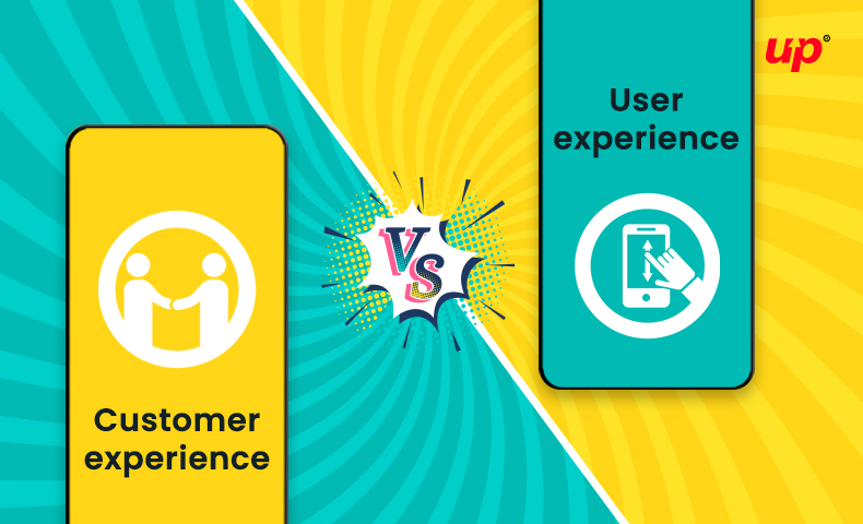 Integrate Customer Experience (CX) vs. User Experience (UX) In your business strategy