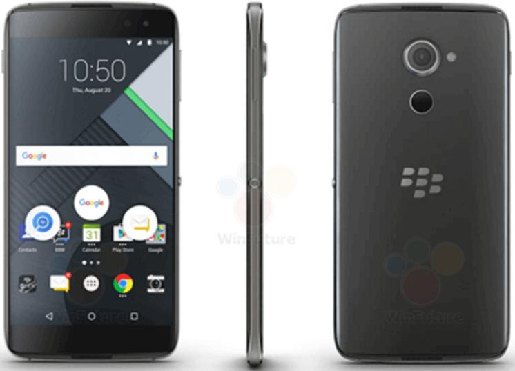 Blackberry 60 Dtek