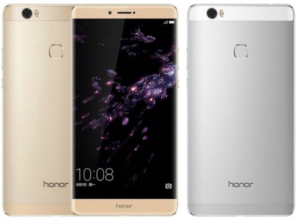 Huawei Honor Note 8: a whopping 6.6-inch metal phablet with Quad HD screen, fast octa-core and massive a 4500 mAh battery to boot
