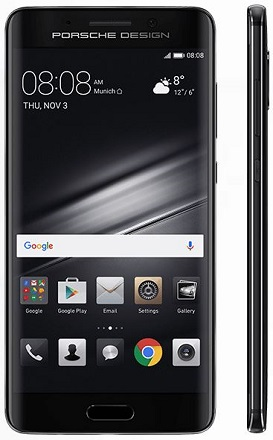 Huawei Mate 9 Porsche Design photo