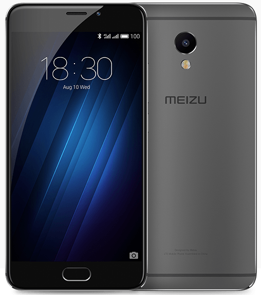 Meizu m3e photo