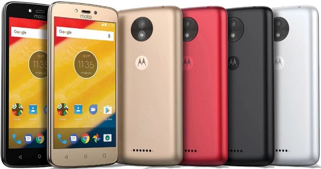 Motorola Moto C Plus photo