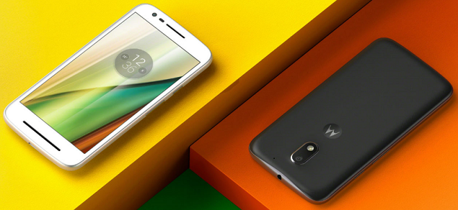 Motorola Moto E 2016 photo