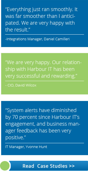Harbour IT - Managed IT Services