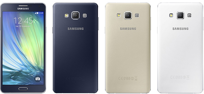 Samsung Galaxy A8 photo