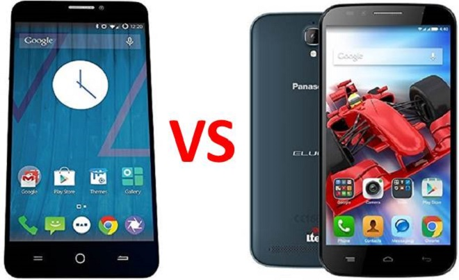 Yu Yureka Plus vs Panasonic Eluga Icon photo