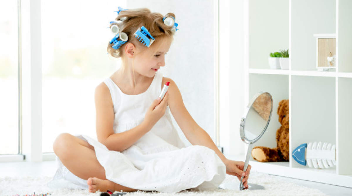 Children Cosmetics Market