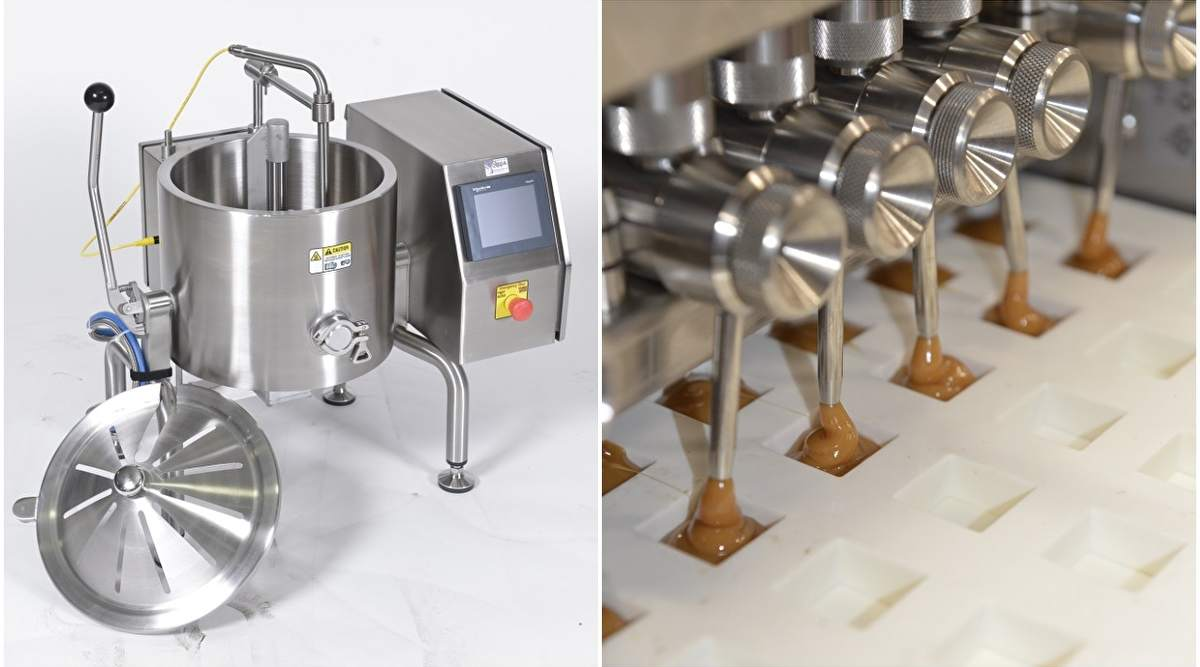 Bildergebnis für Süßwarenverarbeitungsgeräte
