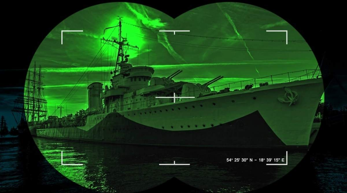 Military Thermal Imaging