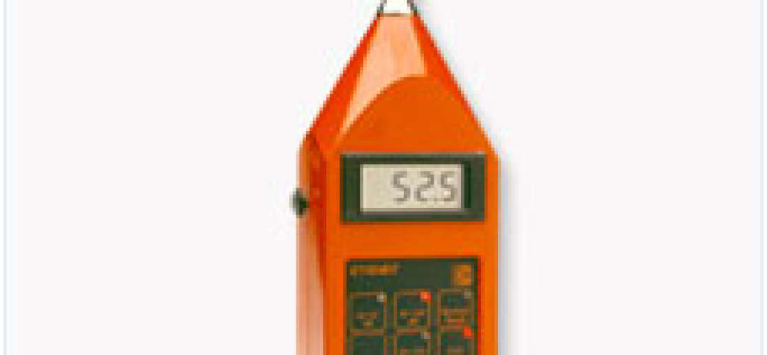 Noise Measuring Equipment Industry Research Report