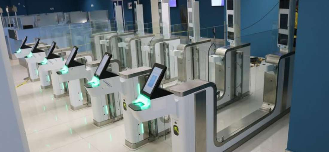 Image result for Airport Passenger Screening Systems