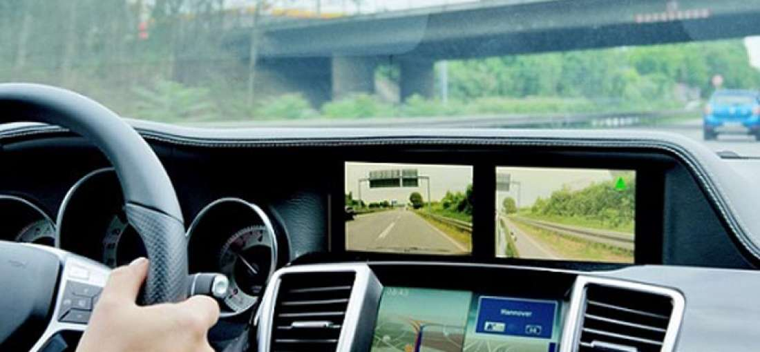 Automotive Camera Monitoring System (CMS)