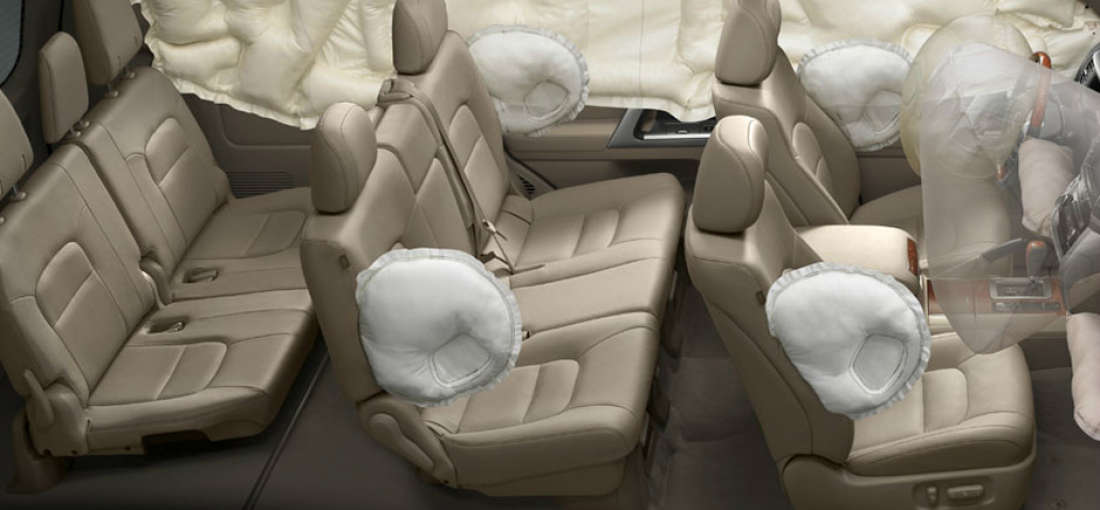 Automotive Side Airbags