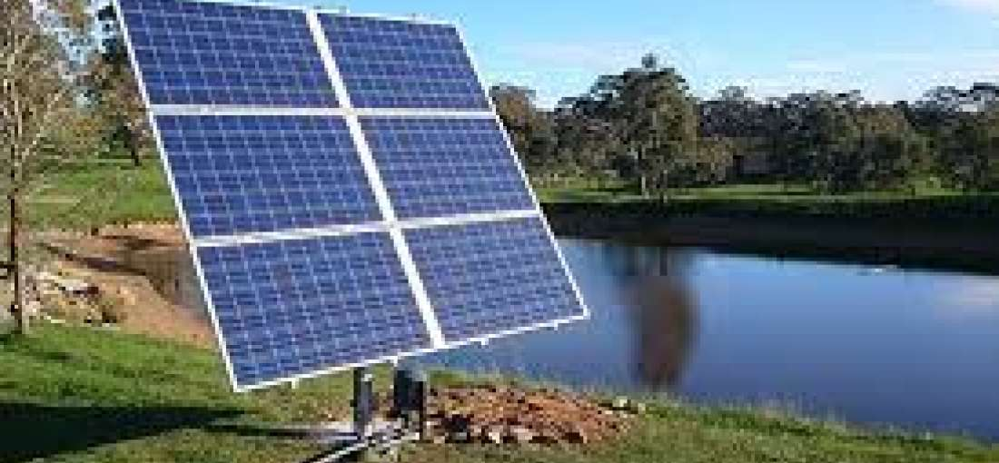 solar-powered pump market