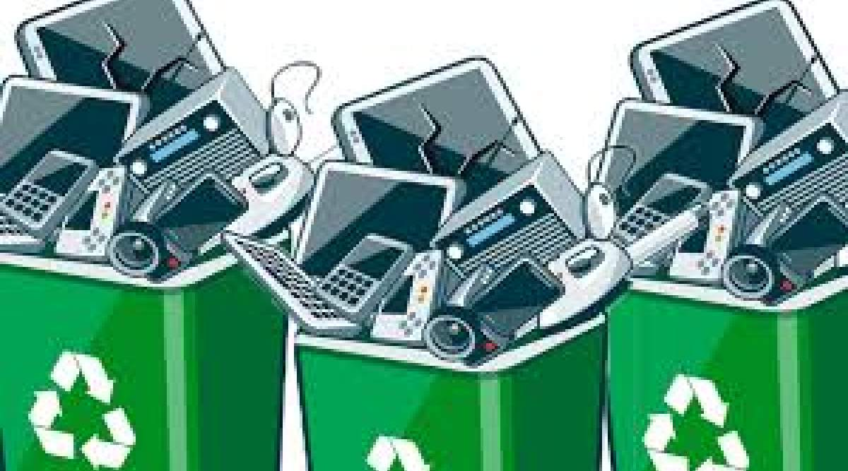 E-waste Recycling And Reuse Services