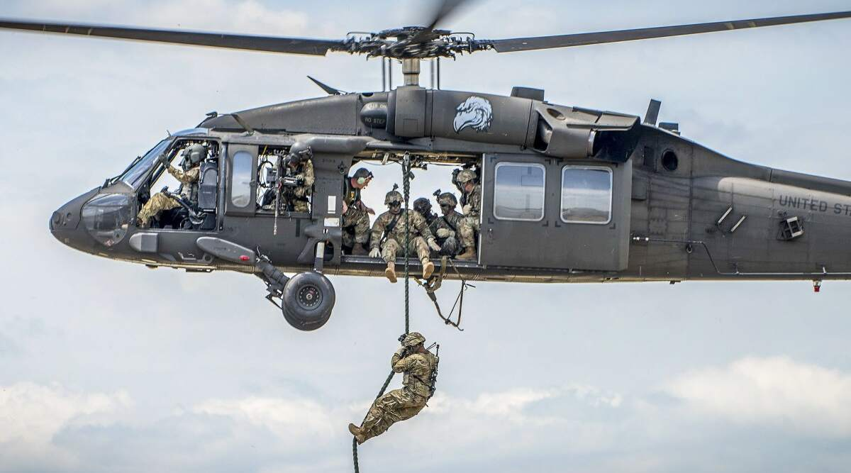 Military Helicopters Market