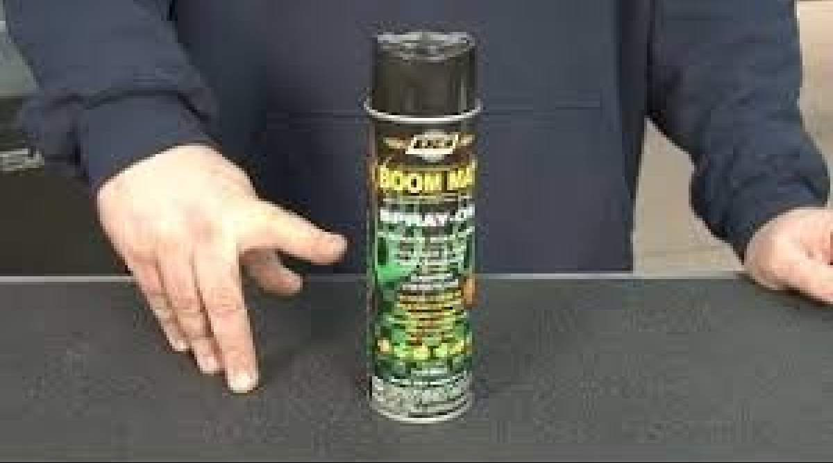 Sound Deadening Sprays