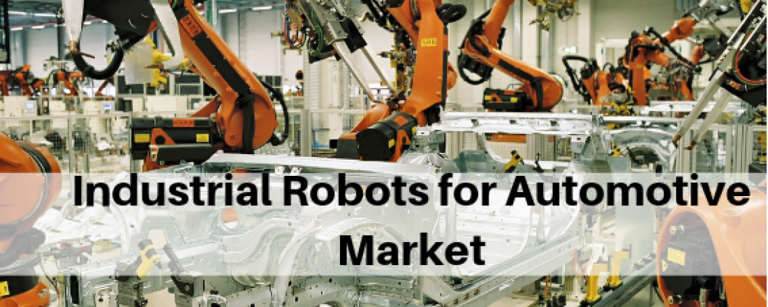 Industrial Robots for Automotive