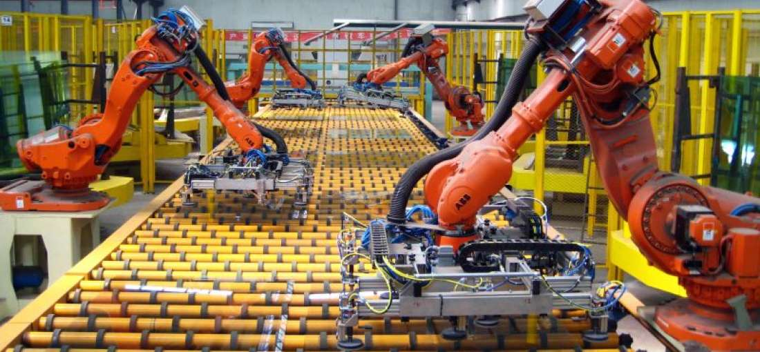 Global Industrial Robots market