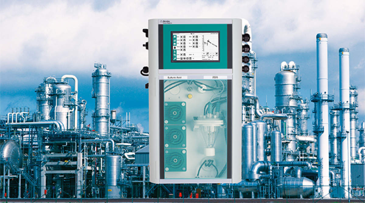 Process Analysers Market
