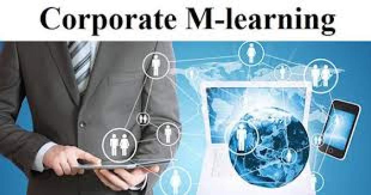 기업 M- 학습