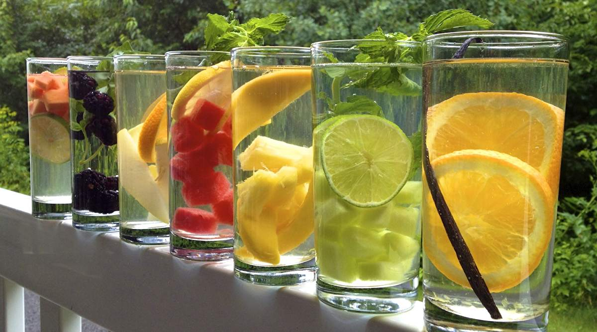Image result for Flavored and Functional Water