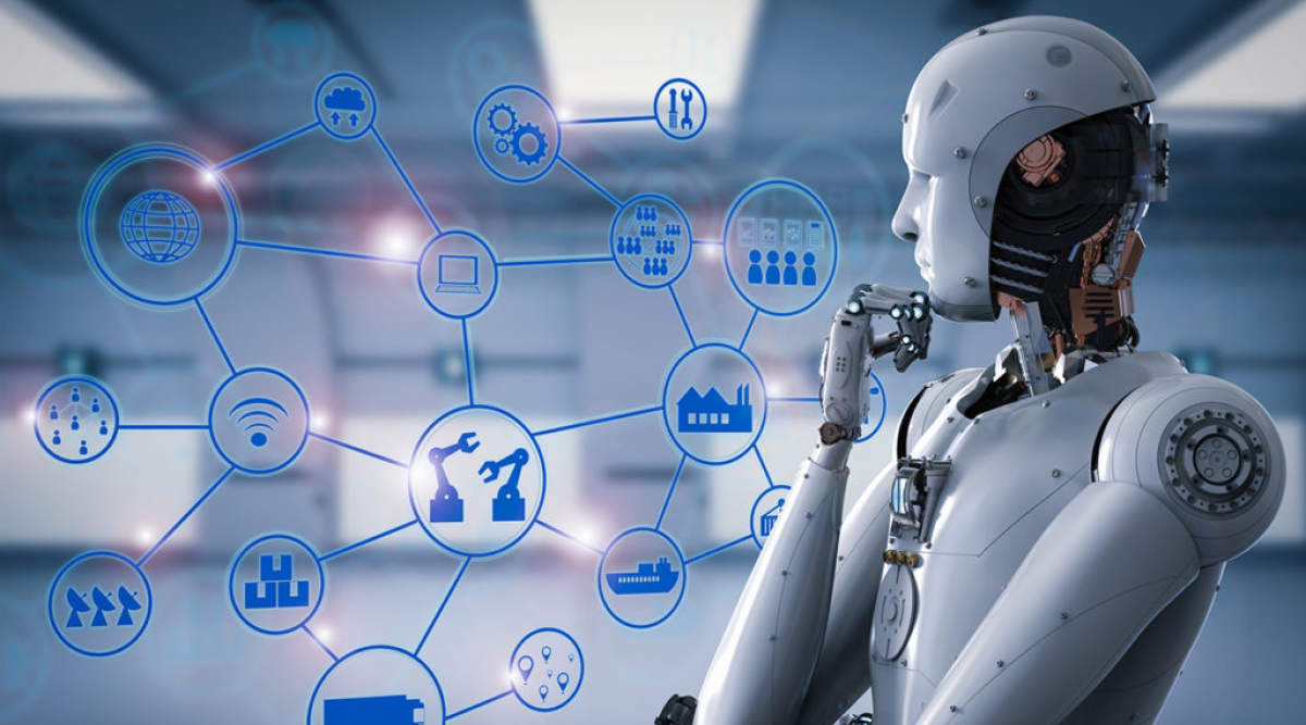 Image result for Internet Of Robotic Things Market