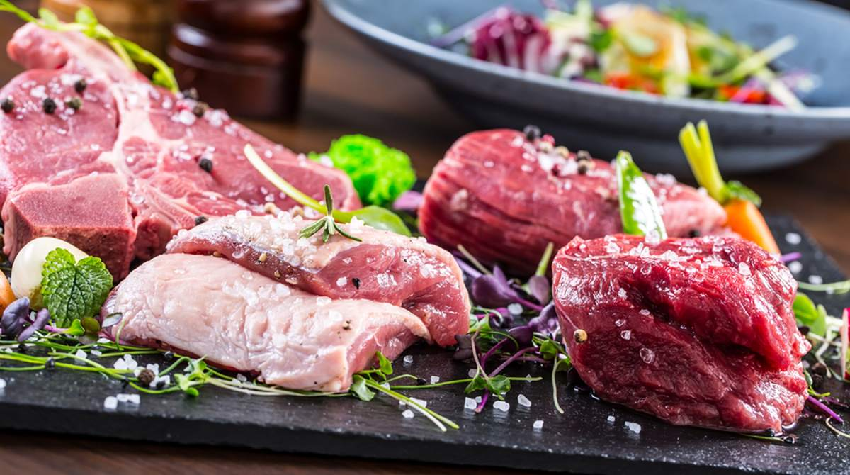 Meat (Fresh and Processed) Market forecast till 2025 details ...