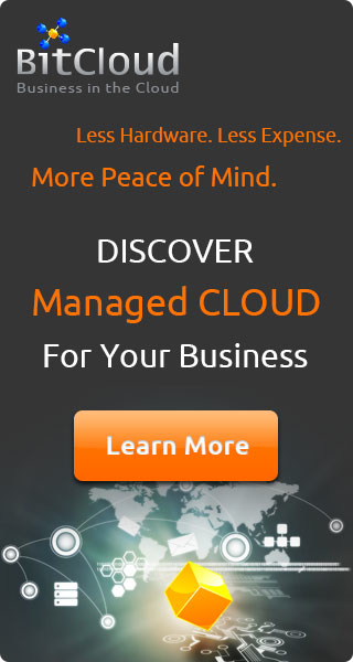 BitCloud Managed Cloud