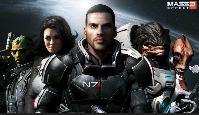 Mass Effect 3 Commander Shepard S Trilogy Is Complete Whatech