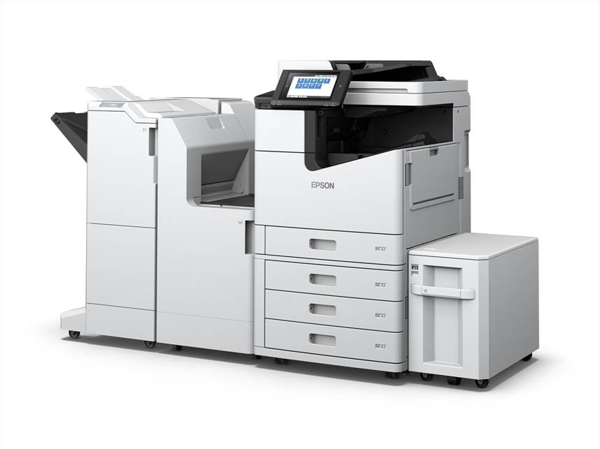 Epson WorkForce Enterprise: the workhorse of the enterprise