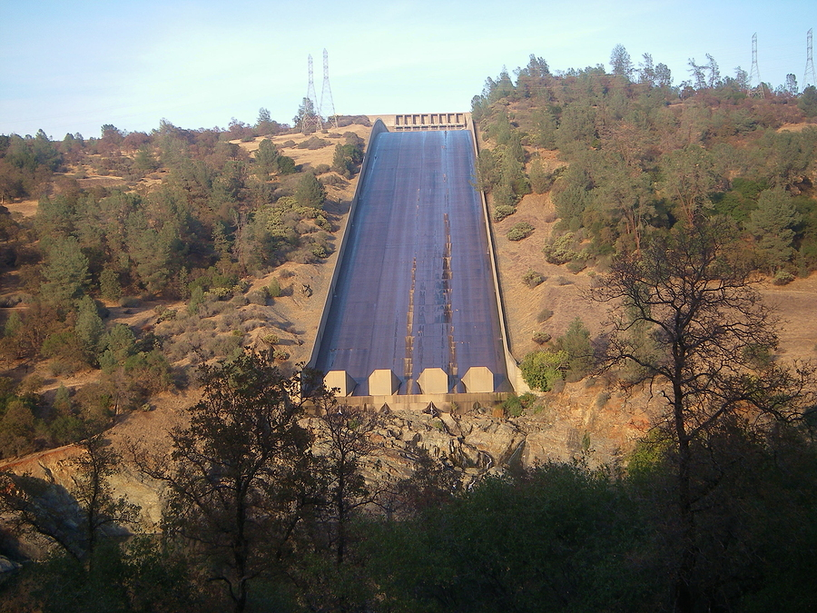 PEL708a Oroville Dam a disaster waiting to happen