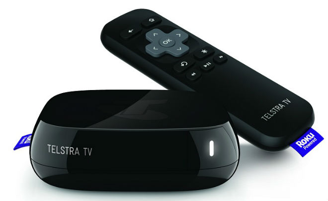 Roku set to rock with Telstra in IPTV move