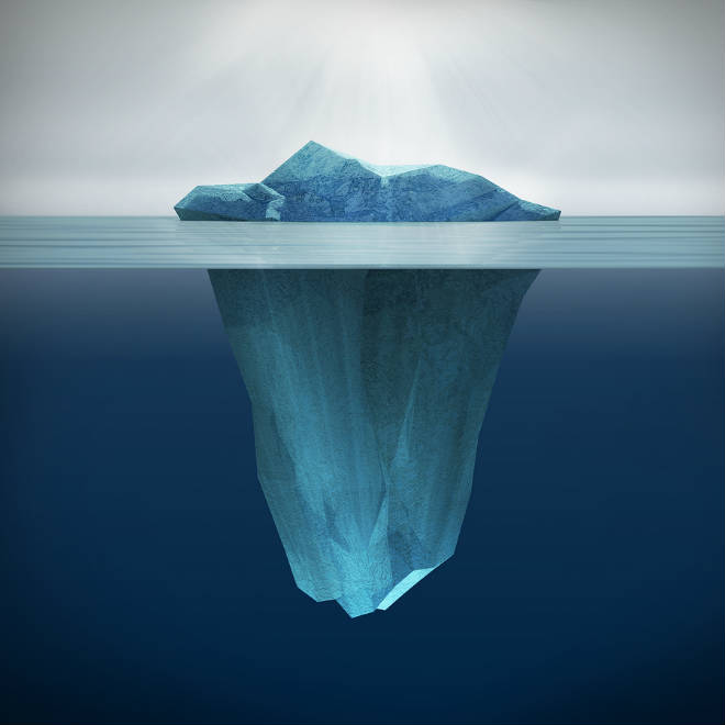 pel530 digging disaster news the tip of an iceberg