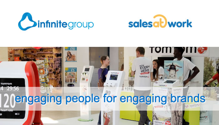 salesatwork across 600 strong european field sales force