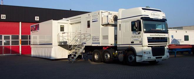 Lamboo Medical Truck