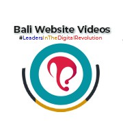 Bali Website Videos - Web Design & Development