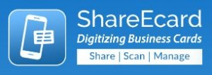 ShareEcard - Digitize Business Cards