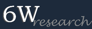 6Wresearch - Market Intelligence Solutions